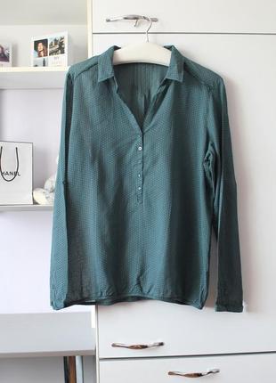Легенькая мягенькая рубашка от opus