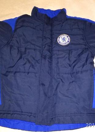 Весняна куртка двостороння, chelsea, 4-5 років