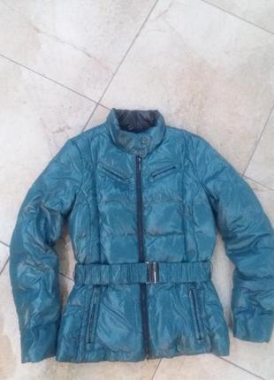 Куртка пуховик geox