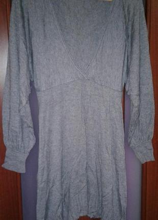 Тёплая туника платье incity