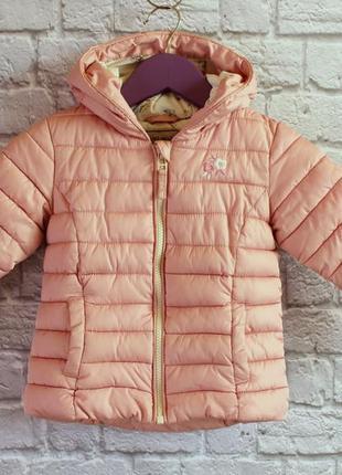 Демисезонная курточка next на 2-3 года рост 98 см