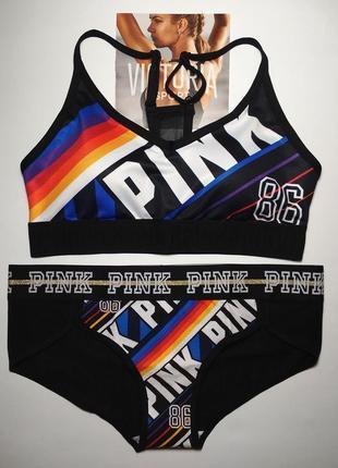 Спортивный комплект victoria's secret pink оригинал