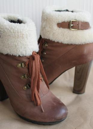 Зимние ботиночки от canna