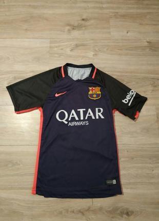 Детская футбольная форма nike barcelona оригинал!
