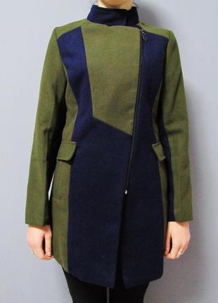 Шикарное пальто-косуха