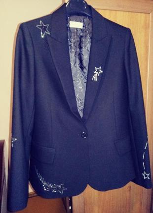 Шикарнейший пиджак из новой коллекции zadig&voltaire! суперцена!
