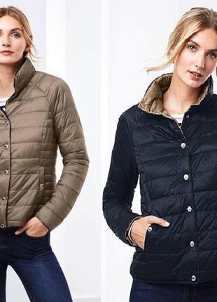 Двухсторонняя куртка от tchibo