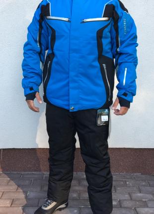 Мужской лыжный костюм descente