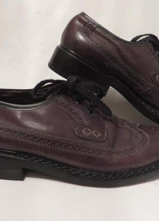 Туфли кожа германия 42,5-43 размер