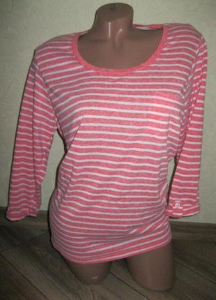 Трикотажная блузка f&f