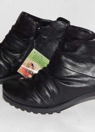 Зимние ботинки rieker, 26 см.