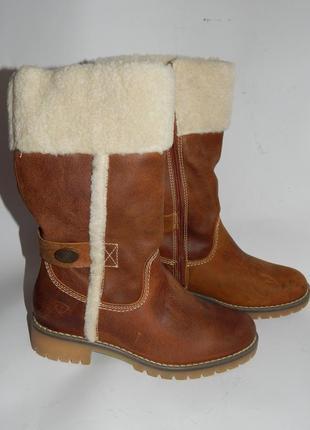 Зимние ботинки tamaris, 25,5 см.
