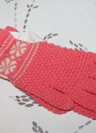 Винтажные перчатки из ссср новые с бирками шерсть 100%