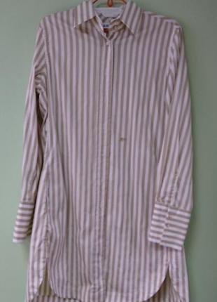 Le sarte pettegole удлиненная рубашка