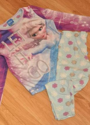 Модная пижамка на девочку