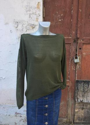 Сетка кольчуга лонгслив кофта свитер ralph lauren винтаж