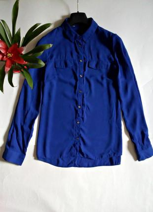 Базовая блуза с длинными рукавами