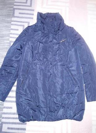 Куртка женская демисезонная, зимняя, для беременной 46 размер