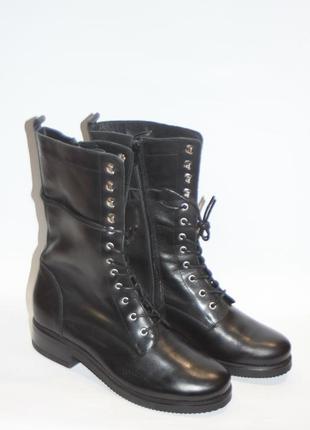 Ботинки zign кожа германия 42р новые