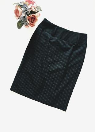 Шикарная новая юбка в полоску m-l размер