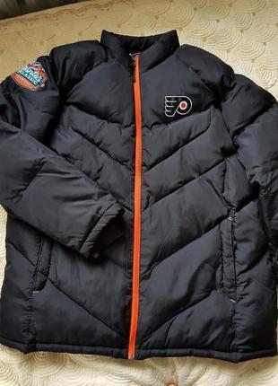 Зимняя куртка xl-xxl пуховик, пальто, теплая, из сша, оригинал