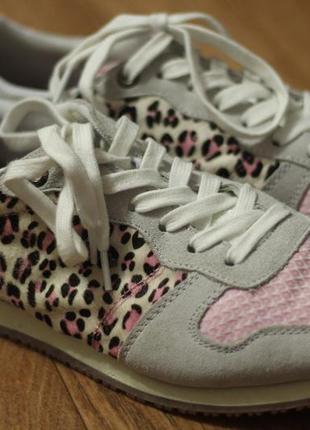 Гламурные кроссовки 38-39 pepe gecma london