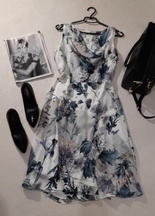 Красивое нежное платье. размер xl