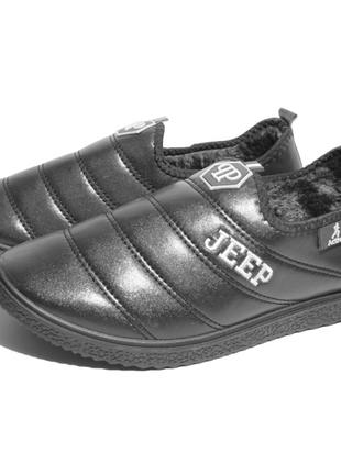Ботинки туфли на меху разные размеры