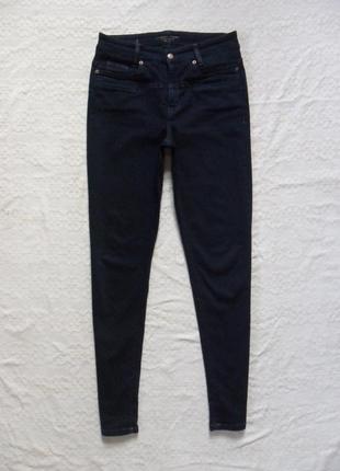 Стильные джинсы скинни с высокой талией cambio, 14 размер.