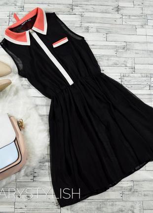 Платье шифоновое полностью просвечивается, можно как тунику на пляж)
