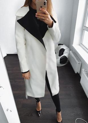 Пальто кашемир1 фото