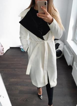 Пальто кашемир3 фото