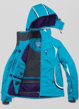 Женская лыжная куртка тсм tchibo( германия), куртка ( наш 48 раз)