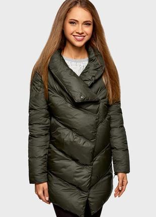 Суперцена! зимняя теплая куртка oodji