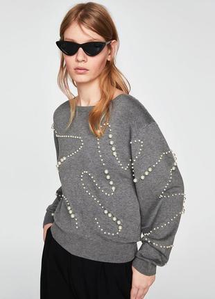 Джемпер кофта свитер zara