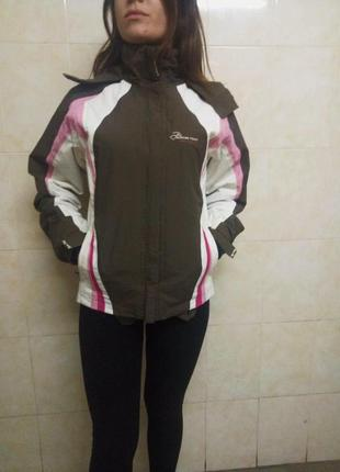 Лыжная спортивная куртка