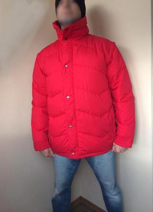 Куртка пуховик жилет campri kist ( l )