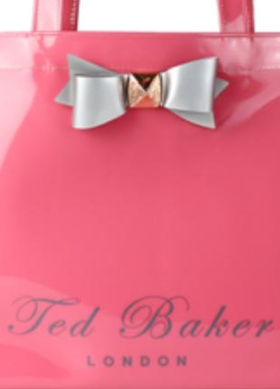 Огромная сумка шоппер от ted baker оригинал !