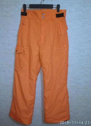Мужские лыжные /сноубордические штаны фирмы wed'ze decathlon