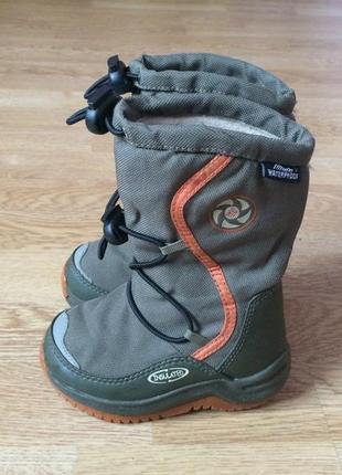 Термо ботинки columbia оригинал 22 размера в идеальном состоянии