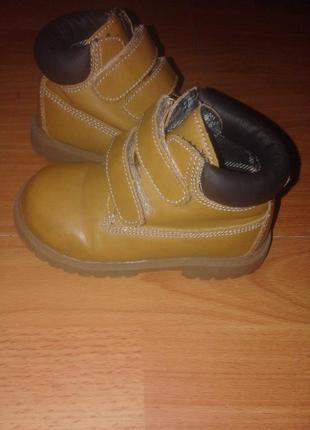 Ботинки vera pelle
