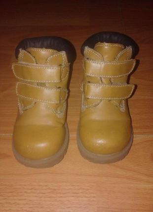 Ботинки vera pelle2