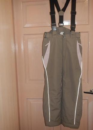 Лыжные штаны rukka р.152см комбинезон