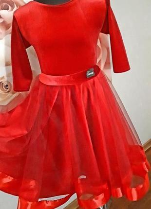 Скидка действует 2 дня!!!рейтинговое платье для спортивно бальных танцев