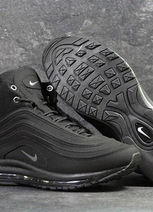 Кроссовки nike-мужские кроссовки-зимния обувь-кроссовки-nike.
