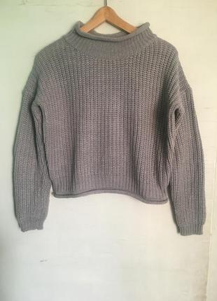 Кроп свитер atmosphere