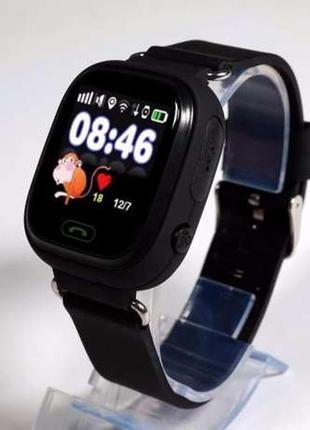 Детские часы smart baby watch q90 с gps