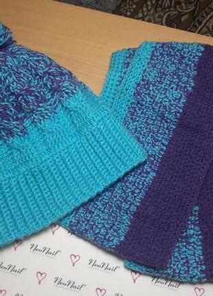 Зимова шапка,і снуд