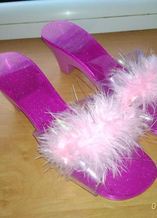 Туфли  принцессі 19 см стелька