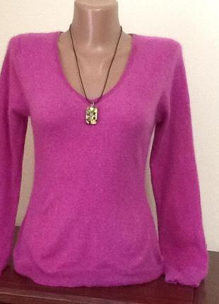 Кашемировый свитер от f&f